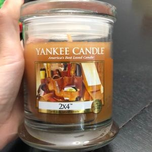 """Yankee Candle Ltd. Edition Men's Collection """"2X4"""""""